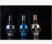 Skull Inflatable Butane Gas Lighter Float Flame Cigarette Li...