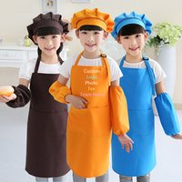 children painting apron chef logo childrens funny painter gi...