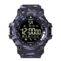 EX16 Plus-Smart Watch Sports Wasserdichte Activity Tracker relogio inteligente Armband Bluetooth Pedometer Smart-Armbanduhr für Android IOS
