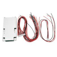Livraison gratuite 20String 20S 72V 84V 45A Lithium Li-ion Batterie Board BMS + Balance Module D-lumière-usine Module Circuits intégrés