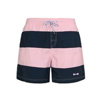 Casual Patchwork Homens Praia Shorts Quick Dry Shorts Swimwear Swimsuit Swim Trunks Eden Park Board Sports para homens