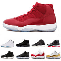 Platinum Tint Concord 45 11s Mens Basketball Shoes 11 Prom N...