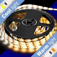 5M USB Tira levou Stripe Luz Waterproof Tape Lamp flexível Sensor de Movimento Cozinha Closet Cabinet Stair Night Light Led Lamp Faixa LED123
