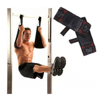Pull up Bar AB Slings Straps Sports and Fitness Equipment Ha...