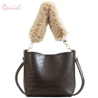 Fashion Bucket bag 2019 New Quality PU Leather Women' s ...