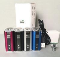 Foneeaf Istick Mini 10W Kit de bateria VV 4 cores Vape Box Mod com cabo USB Cabo Adaptador Conector 510Thread Caneta Vaporizador Livre Ups