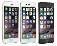 Original desbloqueado a Apple iPhone 6 16GB / 64GB / 128GB 4,7 polegadas IOS Dual Core 1.4GHz 8.0 MP Camera 4G LTE telefone