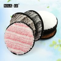 Makeup Removal Sponge Double sided Makeup Remove Puff Women ...