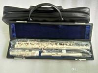 الجديد في تايوان كوكب المشتري الناي JFL-511ES الآلات الموسيقية الناي 16 على C اللحن وE-مفتاح الناي الموسيقى الحرة الشحن المهنية