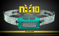 Nitecore NU10 160 Lumens Headlamp with Wide Range Illuminati...