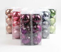 Christmas Tree Ball Baubles Xmas Party Wedding Hanging Ornam...