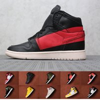 New 1 Couture Defiant Chicago Crystal Solefly x Banned 1s Ba...
