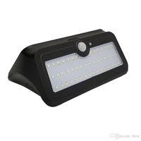 950LM 46 LED giardino corpo della lampada LED della luce solare illuminazione esterna PIR umana del sensore di movimento IP65 lampada da parete impermeabile