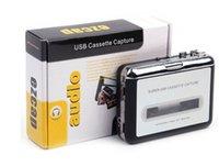 MP3 Converter LLFA PC Süper Taşınabilir USB Kaset Sıcak USB Kaset Yakalama Kaydedici Radyo müzik Oyuncu Teyp