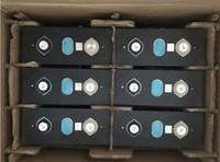 12pcs 3,2V 120Ah LiFePO4 pil 12V 24V 36V 48V 60V Akü Paketi DIY Güneş Enerjisi 4000 Kez Max 3C Lityum Şarj edilebilir Hücre