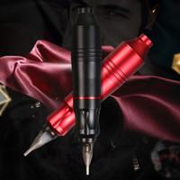 Dragonhawk Atom Tattoo Caneta Rotary Motor Gun Gun Forro Híbrido Máquina Shader Wq090