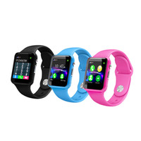 U10 Bluetooth 3.0 Montre Intelligente Enfants Enfants Enfants Montre Intelligente Montre HD Caméra Assistance Smartwatch SIM Carte TF Carte pour IOS Android