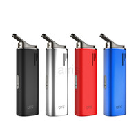 Original Airistech Airis Schalter Vaporizer Kit 2200mAh Temp Control-Batterie Wachs dickes Öl Trockene Kraut Behälter Cartridges 3 in 1 Vape Pen Authentic
