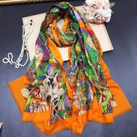 2019 Fashion del progettista di marca sciarpe inverno del silenziatore Sciarpa puro cashmere e di Scialli involucri Hijab Pashmina Lady Marmitta Femminile scaldacollo Thi