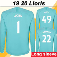 2019 2020 LLORIS Long Sleeves Goalkeeper Mens Soccer Jerseys...