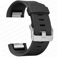 300PCS Силиконовые часы группы ремешок для часов сердечного ритма Смарт браслет браслет носимого ремень Ремень для FitBit Charge 2