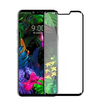 full glue tempered glass for alcatel V3 2019 screen protecto...