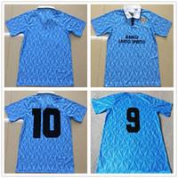 1991 Lazio Retro Eld Version Soccer Jerseys 1991 1992 Lazio Incobile Sergej Lulic Luis Alberto Maglie Calcio مخصص
