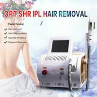 2020 المحمولة آلة SHR IPL آلة العلاج إزالة بقع العمر تجديد دائم إزالة الشعر آلة صبغة الجلد حب الشباب صالون منتجع صحي