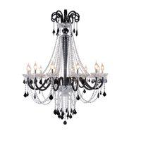 الحديث شنقا الثريا غرفة الطعام الثريات السقف المنزل الثريا الإضاءة الحديثة كريستال الثريات مصابيح lampadari