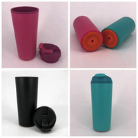 Coffee Mugs Plastic Water Drinkware Travel Cups Hot Cold Non...