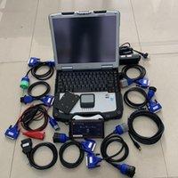 Dpa5 Dearborn Protocol Adapter 5 Diesel strumento diagnostico autocarro pesante installato in laptop cf30 camion schermo completo