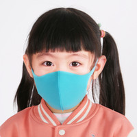 3 pcs Children Face Masks Foldable Respirators Unisex Girls ...