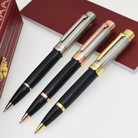 Free Shipping Luxury C Brand Metal Ballpoint pen Ball- point ...