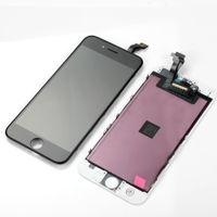 ORIWHIZ TOP Wyświetlacz LCD dla iPhone 6 6 Plus 6Plus Ekran dotykowy Digitizer Cold Press Ramka Pełna wymiana Montaż Zamiennik Zamówienie