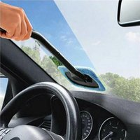 New Defogging Rubbing Microfiber Automatic Window Car Cleani...