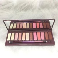 2019 new in makeup Nude Heat Eyeshadow Palette 12 Colors Pro...