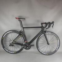 Seraph 탄소 자전거 에어로로드 시마노 R7000 그룹 세트 Mavic 알루미늄 바퀴 카본 자전거 TT-X2