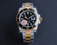 N Factory V10S Модернизированная версия автоматического оборудования 3135 Производительность движения Более стабильные часы на 40 мм Sapphire Crystal Glass 904L