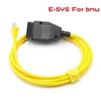 E-SYS ICOM PSdZData V50.3 Para BMW ENET Cabo de Interface Codificação F-series 1/3/5/7 Series GT X3 escova Invisível Upscale cabo de programação