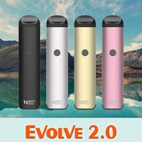 Authentic Yocan Evolve 2. 0 Vape Kit Preheat VV 650mah Batter...