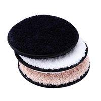 Makeupentferner haut Mikrofasertuch Pads Remover Tuch Gesichtsreinigung Make-up Reinigung Pulver Puff x245 pH