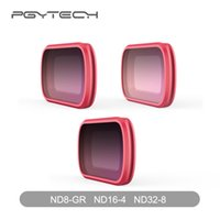 PGYTECH Osmo Pocket Filters ND8- GR ND16- 4 ND32- 8 Filters GND...