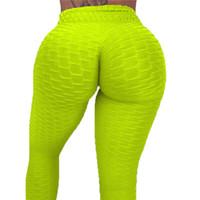 NINGMI Фитнес Tight for Women Ruched Sexy Butt Lifer Высокой Талией Тренер Shaper Управления Трусики Шорты для похудения Леггинсы