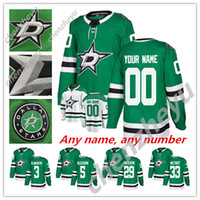 Wholesale dallas stars jerseys online - 2019 Custom Dallas Stars Jersey  Mats Zuccarello Benn Seguin Heiskanen 53d13fbfd