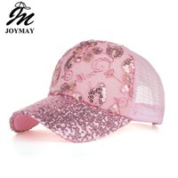 JOYMAY Women Summer Sun Hats Fashion Style Floral embroidery...