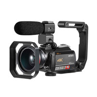 ORDRO AC5 4K WiFi Digital Video Camera Camcorder Recorder DV...