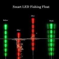 Angeln Float Fluoreszierende Leucht Light Night Float Rod Lichter Dunkel Glow Stick Nützliche Lots Fischen / Partei Luminous Bobber