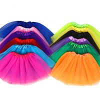 Freie Größe Elastic Waist Erwachsene Klassische Teens Erwachsener Tutu Rüschen besetzte Tüllrock für Dress-up Parteien Ballett