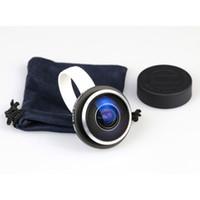 Universal Clipe de 235 Graus Super Fish Eyes Lens Camera para iPhone X XS XS Max Samsung Nota 8 9 Lente Do Telefone