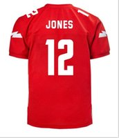 CUSTOM rara XFL 2020 XFL DC Defenders # 12 Cardale Jones DeAndre Thompkins Tyree Jackson Vad Lee John Thomas Donnel Pumphery Jhurell Pressley
